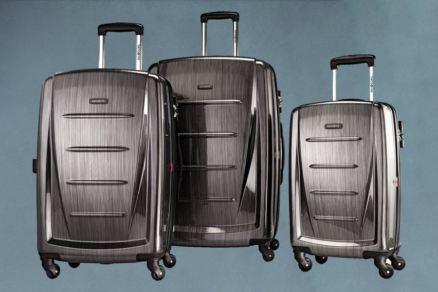 Samsonite Windfield 2 Luggage Set Review