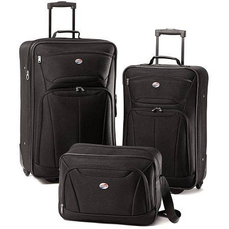 American Tourister Luggage Set Fieldbrook II