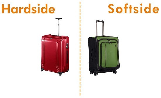 Two Types Of Luggage