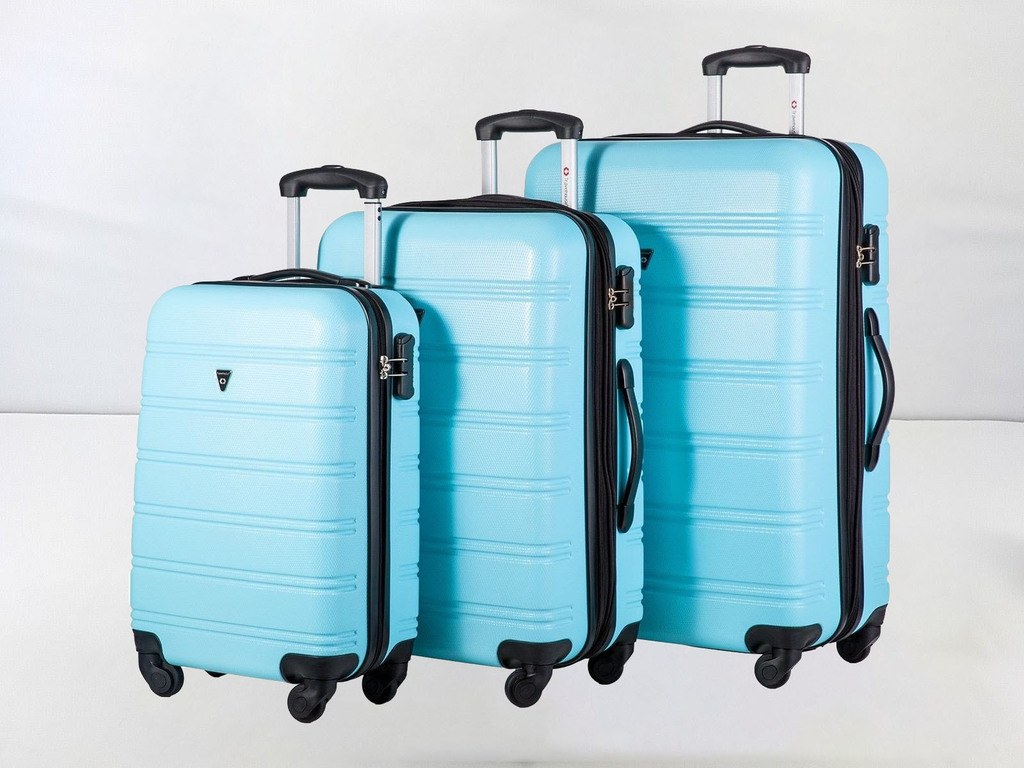 Merax Travelhouse Luggage Set Review