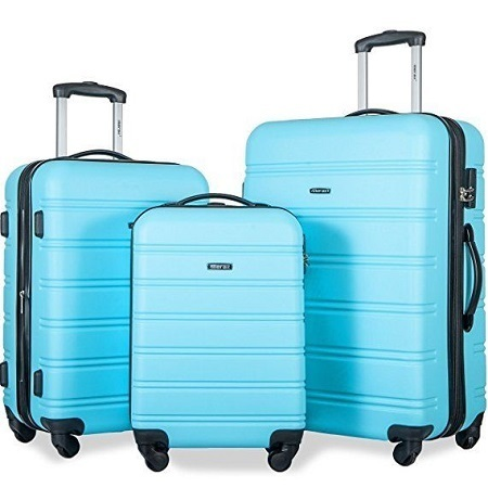 Merax Travelhouse Luggage Set